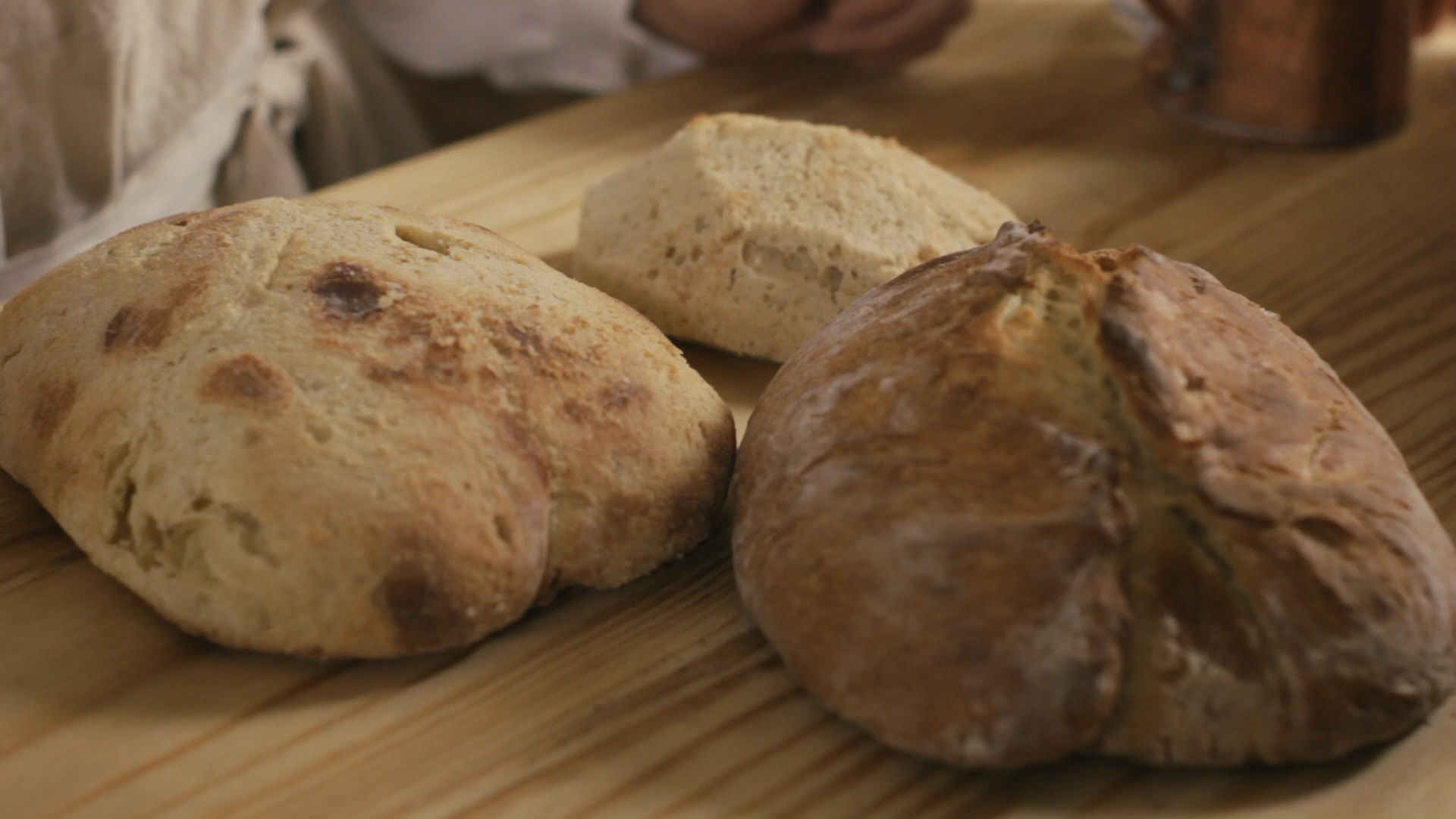 18th century no knead french bread savoring the past for 18th century cuisine