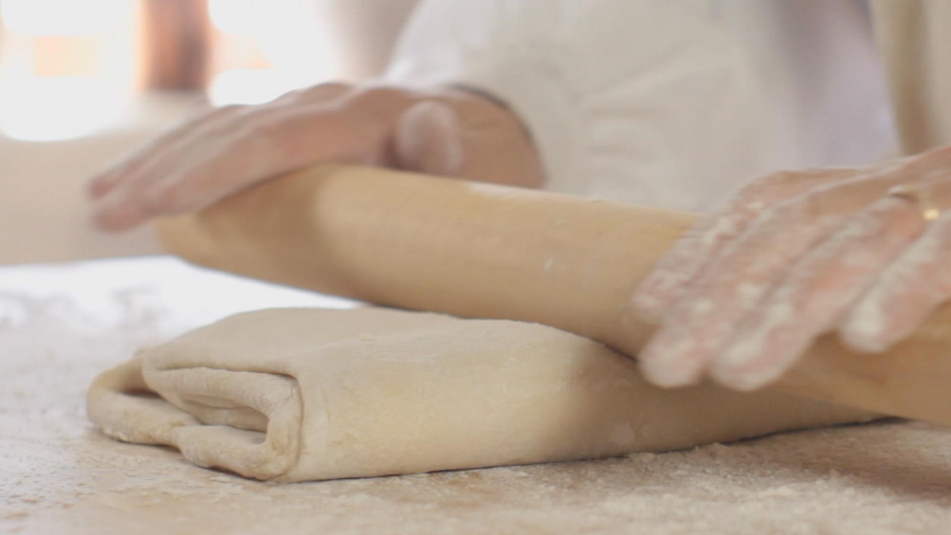 Как сделать слоёное тесто мягким 649