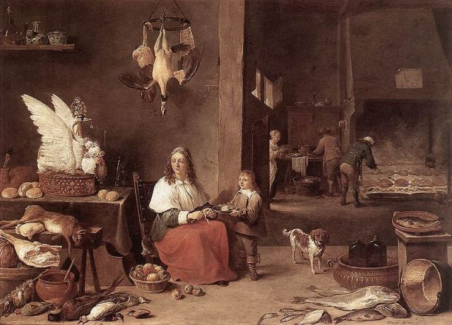 800px-David_Teniers_the_Younger-Kitchen_Scene