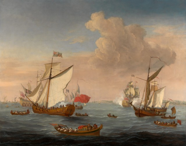 siftingthepast_Ships in the Thames Estuary_Sailmaker-1708