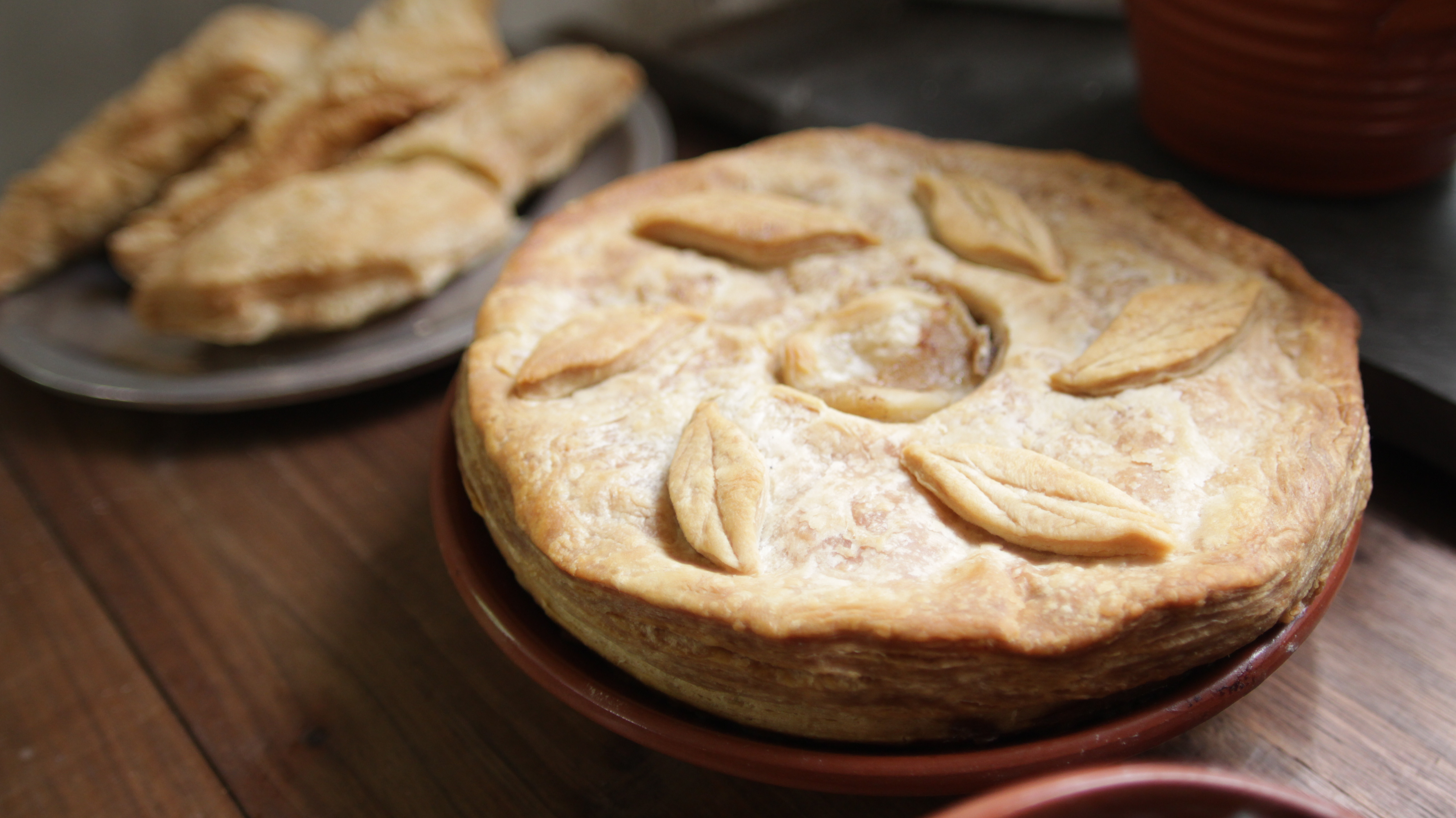 18th century pasties part one savoring the past for 18th century cuisine