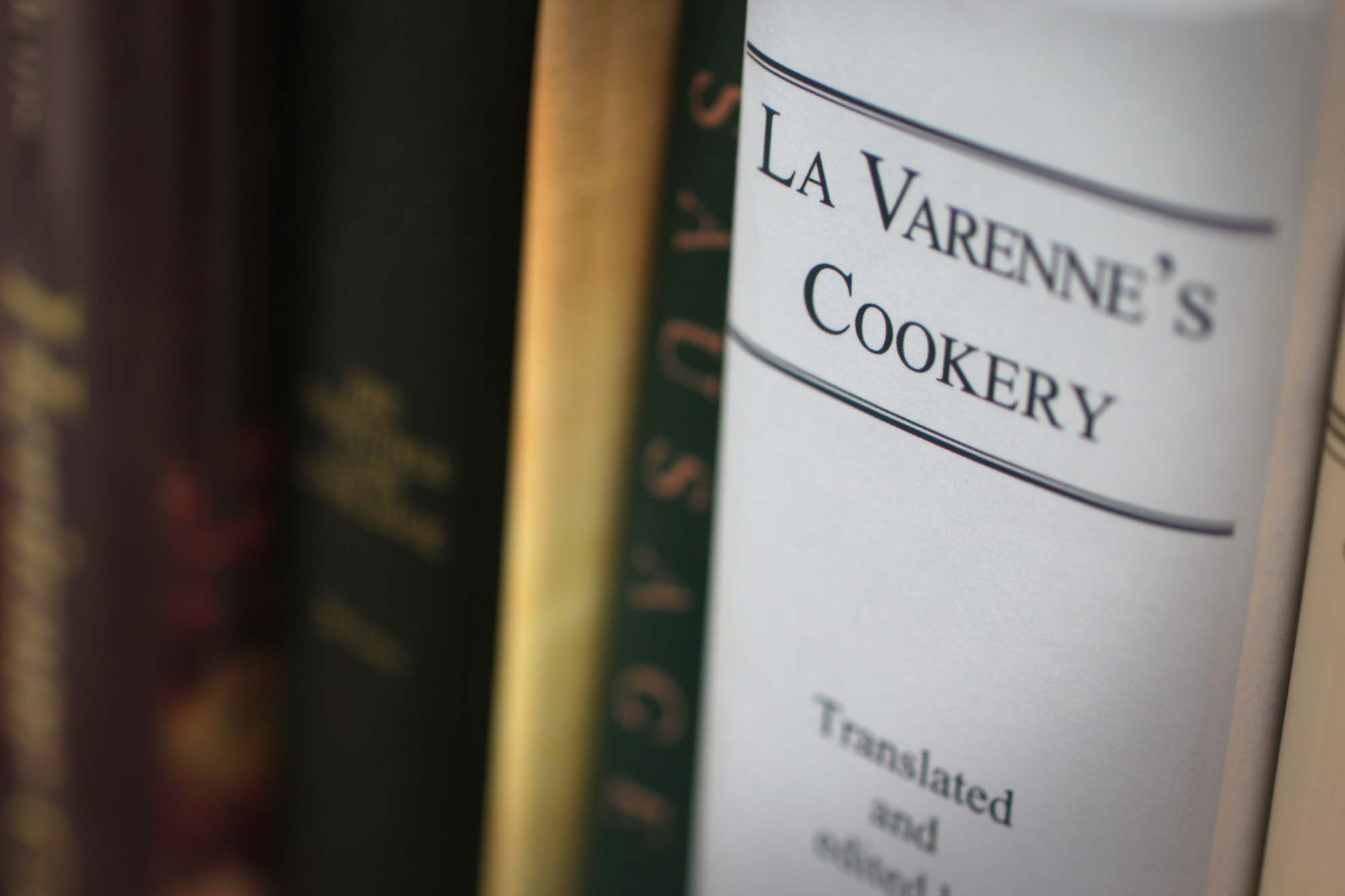 18th and Early 19th Century Cookbooks: Searchable, and FREE