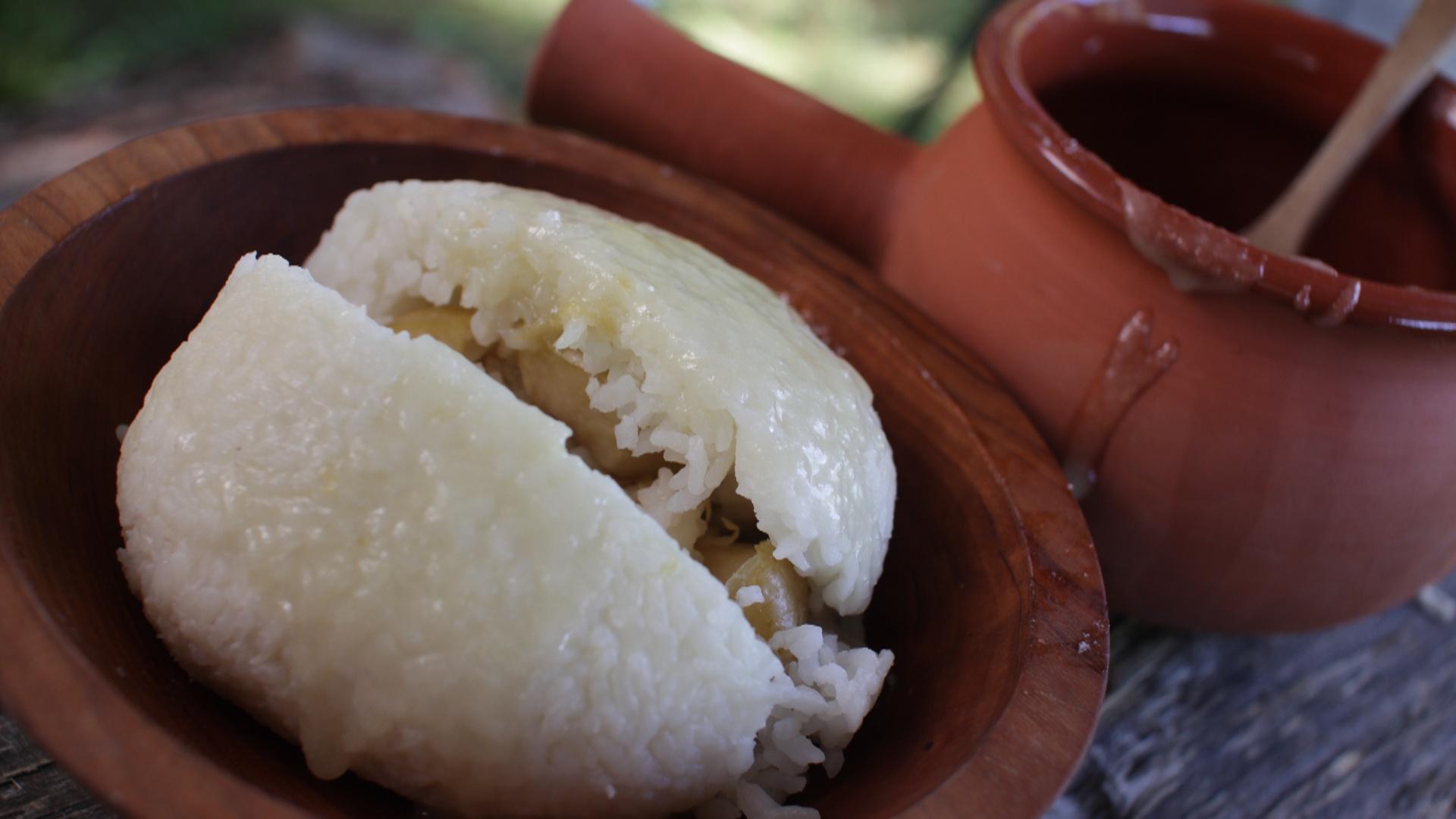 Two 18th century vegetarian recipes carolina snow balls for 18th century cuisine