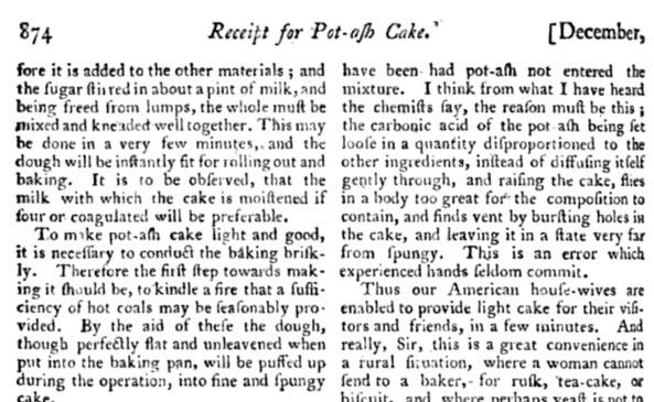 Potash Cake